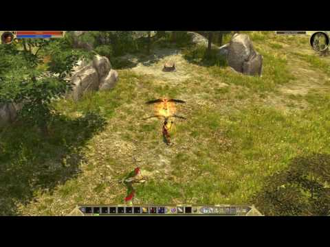 What do you get when you Level up - Titan Quest Immortal Throne