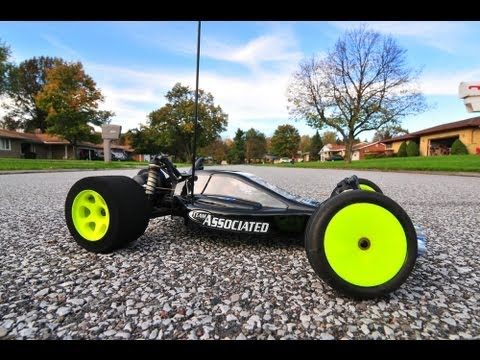 Project World's Fastest RC10 Brushless Lipo Part 4 TEST DRIVE!!