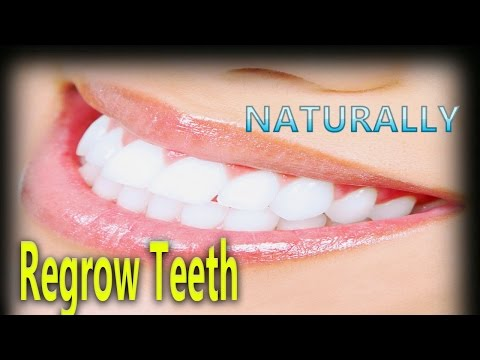 👊Regrow your broken teeth NATURALLY, within 6 months. ages 10 - 79👊