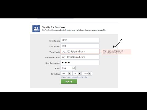 How to Create Hotmail account and Facebook Account So Easy