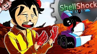 BLOOD on my HANDS! | The Friendly Fire Experiments! (Shellshock Live w/ Friends)