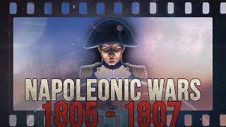 Napoleonic Wars: from Trafalgar to Friedland - Season 1 FULL