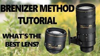 Brenizer Method Tutorial - The best lens for the Brenizer effect