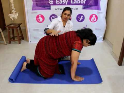 Exercise to relieve Back Pain during pregnancy, FabMoms Tips - Part1