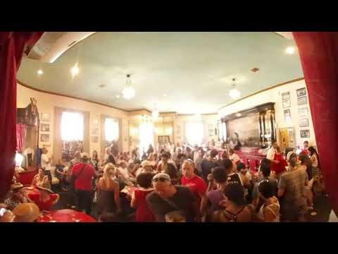 La Floridita GANGSTER bar in CUBA - 360 Virtual Tour