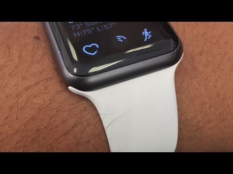 How to Remove Stains From Apple watch band