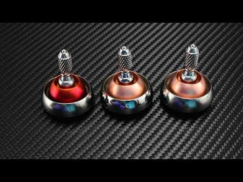 BilletSPIN Thrust SS/Cu/SS Available 10/12! www.billetspin.com