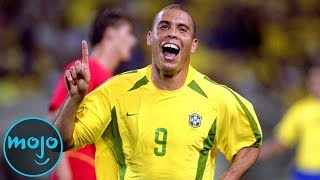 Top 10 Legendary Soccer Players