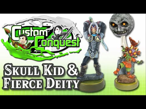 Custom Conquest #21 - Majora's Mask Part 2: Fierce Deity Link & Skull Kid