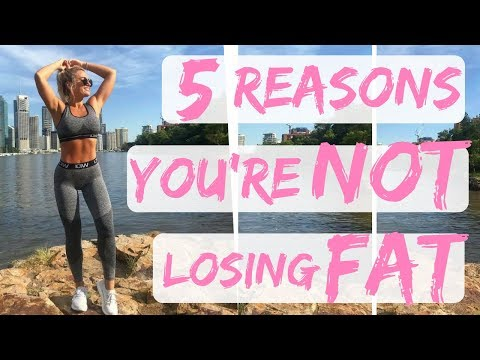 5 Reasons WHY You're NOT Losing FAT II What I Eat In a Day