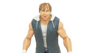Dean Ambrose WWE Elite 36 Figure Unboxing & Review!!