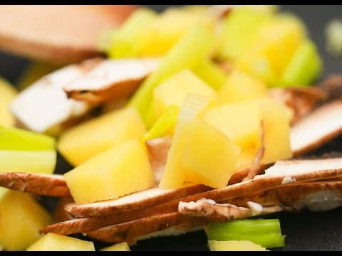 How To Parboil Potatoes | How To Boil Potatoes | Super Quick Potato Peeling!