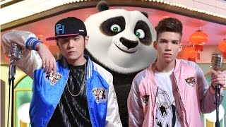 派偉俊Patrick Brasca x @周杰倫 Jay Chou【Try】(Kung Fu Panda 3 Worldwide Theme Song) Official MV