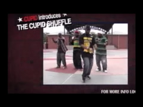 Cupid - Cupid Shuffle (Instructional Video)