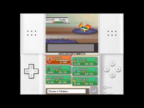 Pokemon SoulSilver Boss Series - Part 9 - Obama[Silver] (Rival Battle 3)