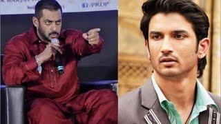 Salman Khan Asks Who Is Sushant Singh Rajput?