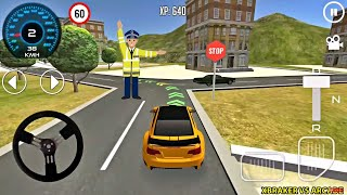 Car Driving School 3D New Levels Unlocked Android Gameplay 2018 #10