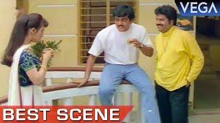Maanu Goes To Meet Ajith || Kaadal Mannan Movie || Best Scene
