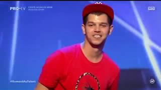 Romanii Au Talent 2019 - Erik Tudoran