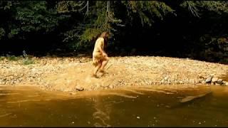 l homo chappu découvre la pêche