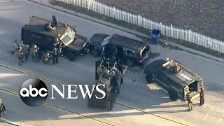 San Bernardino Shooting Suspects