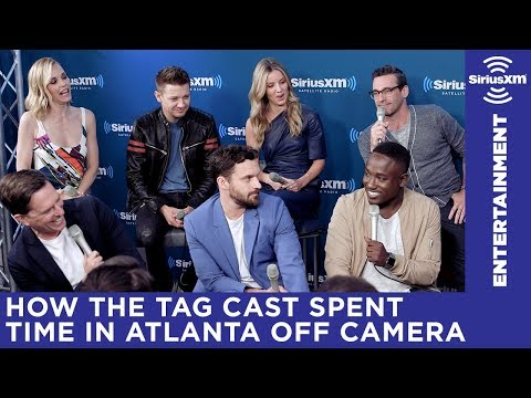 How the cast of TAG used their free time in Atlanta