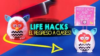 50 TIPS/ LIFE HACKS PARA EL REGRESO A CLASES! | AKARI BEAUTY