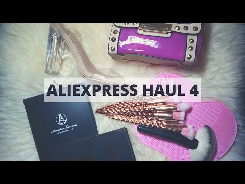 AliExpress Haul 4 | jiannajay