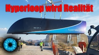 Hyperloop wird Realität - Clixoom Science & Fiction