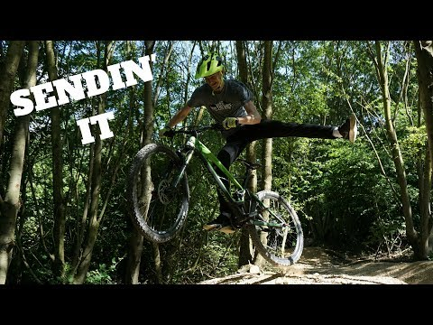 Sending Whips and Learning New Tricks | Bigger Jumps at the Pump Track