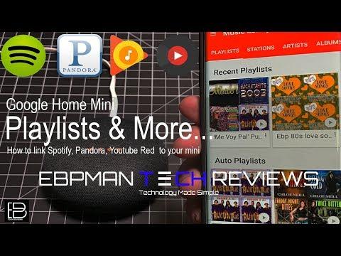 Google Home & Google Mini Smart Speaker Playlists Feature!   How do you use playlists!