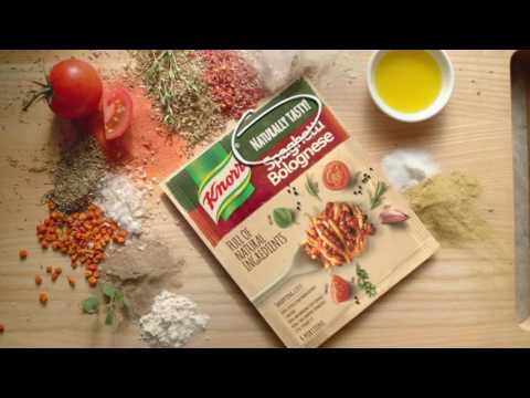 Knorr Naturally Tasty Recipe Mixes | Knorr TV Ad UK
