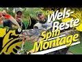 Spinnfischen auf Wels | Mit Gummifisch auf Waller angeln - die perfekte Montage für Jedermann