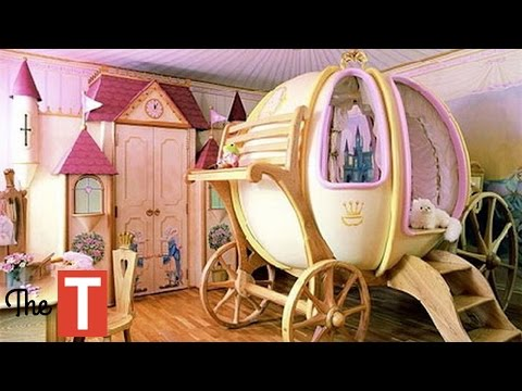 10 Most Epic Disney Movie Themed Bedrooms EVER