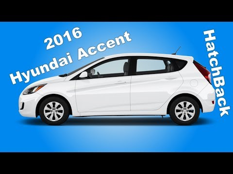Hyundai Accent 2016 Hatchback Quick Look/Review