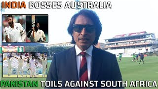India Bosses Australia, Pakistan Toils Against South Africa | Ramiz Speaks