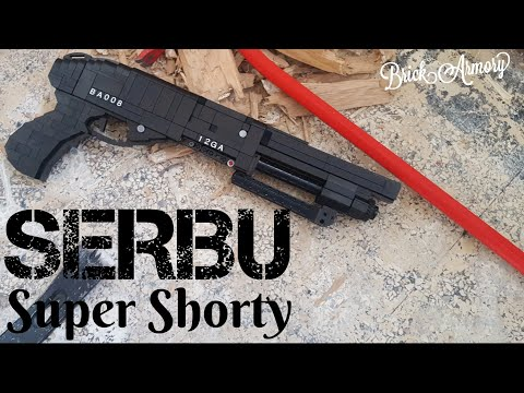 LEGO SERBU SUPER SHORTY