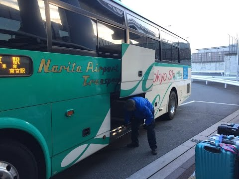 Tokyo Shuttle - Most Affordable Option from Narita Airport - Full Route