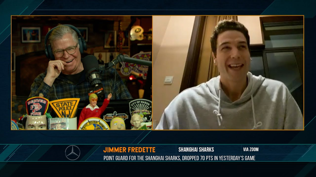 Jimmer Fredette on the Dan Patrick Show (Full Interview) 1/26/21