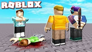 Roblox Adventures - WHO WILL YOU TRUST? (Murder Mystery X)
