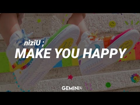 NiziU - Make You Happy (Tradução/ legendado)