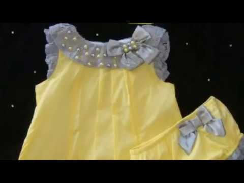 Baby Dress Designs Summer Dress Winter Frock Kids Children Pictures clip7