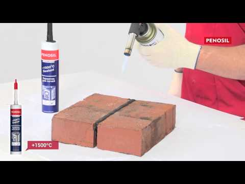 Термостойкий герметик Penosil Premium High Temp Sealant