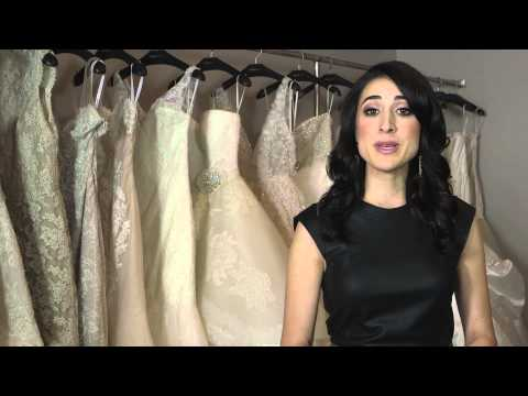 Who Should Go to Pick Out the Wedding Dress? : Bridal Fashion