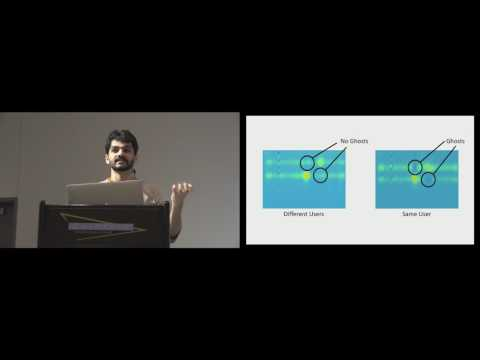 GhostID: Enabling Non-Persistent User Differentiation in Frequency-Division Capacitive ...