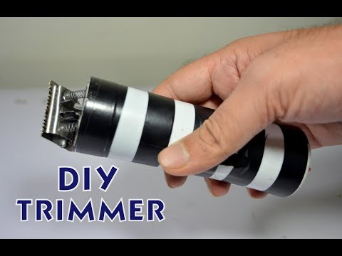 How to Make Trimmer - at Home - Easy Way
