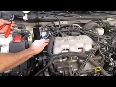 Power Steering pump Purging Air 1