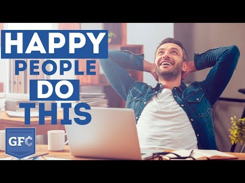 11 Daily Habits of Exceptionally Happy People 😁