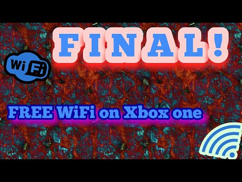 *Final* Tutorial on how to get free WiFi on Xbox one