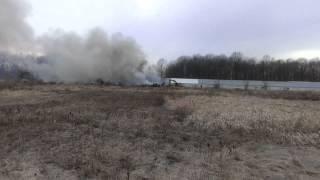 Garrettsville Turkey Farm Fire, part 4 (4/2/2014)